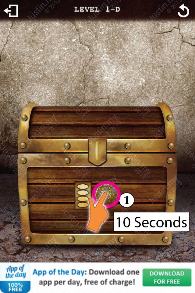 Treasure Box Level 1-D