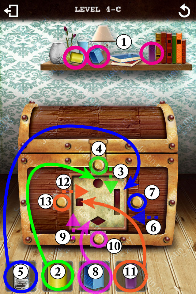 Treasure Box Level 4-C