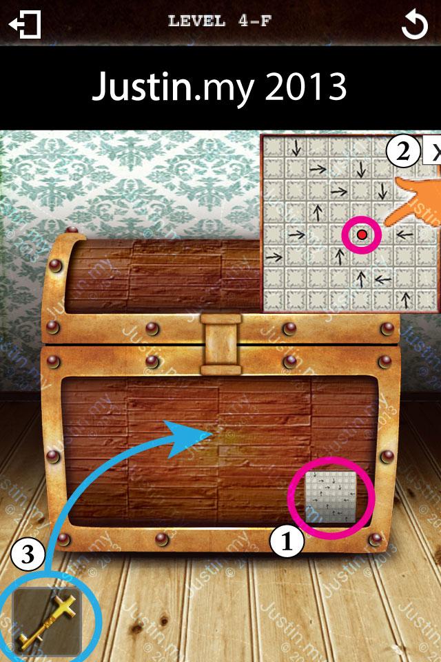 Treasure Box Level 4-F