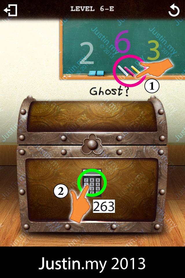 Treasure Box Level 6-E