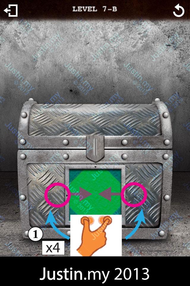 Treasure Box Level 7-B