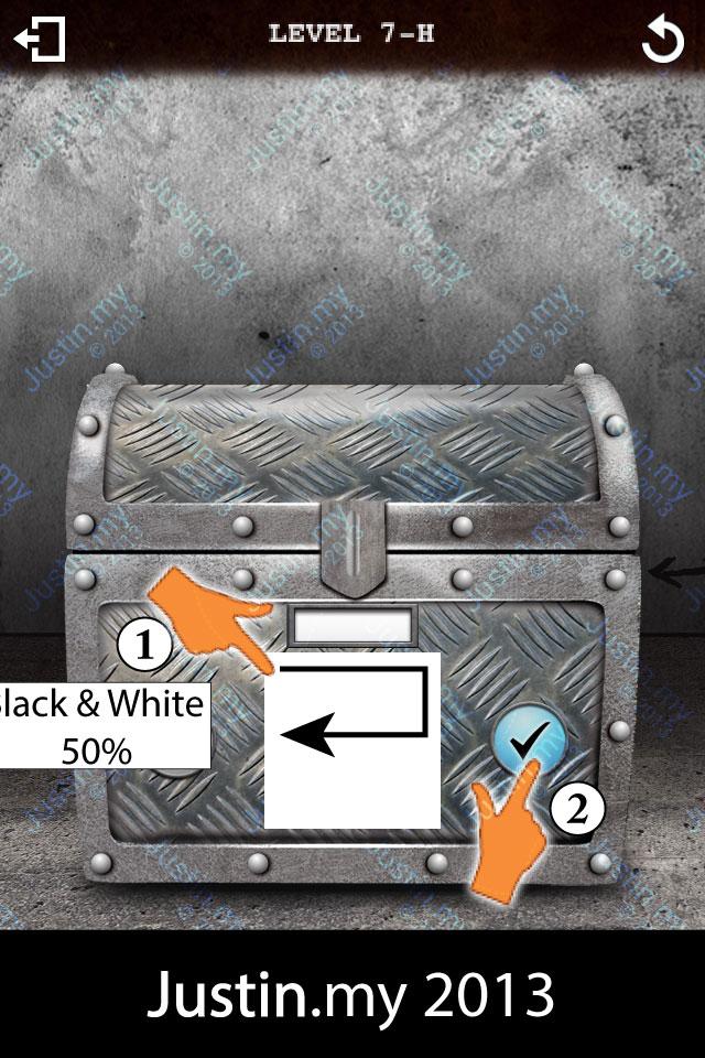 Treasure Box Level 7-H
