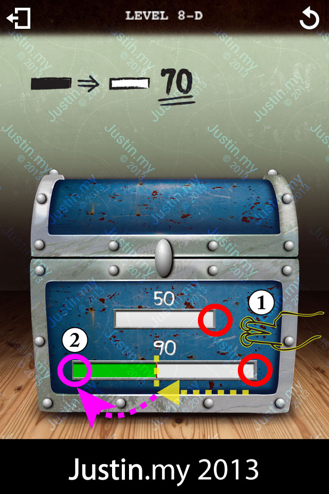 Treasure Box Level 8-D