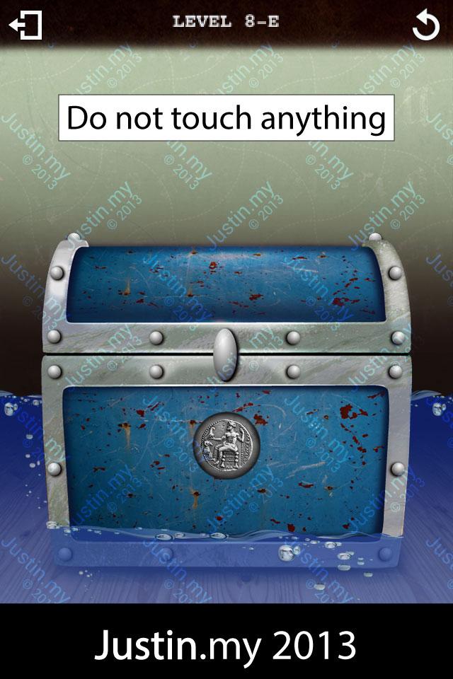 Treasure Box Level 8-E