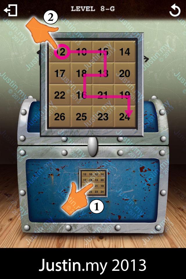 Treasure Box Level 8-G