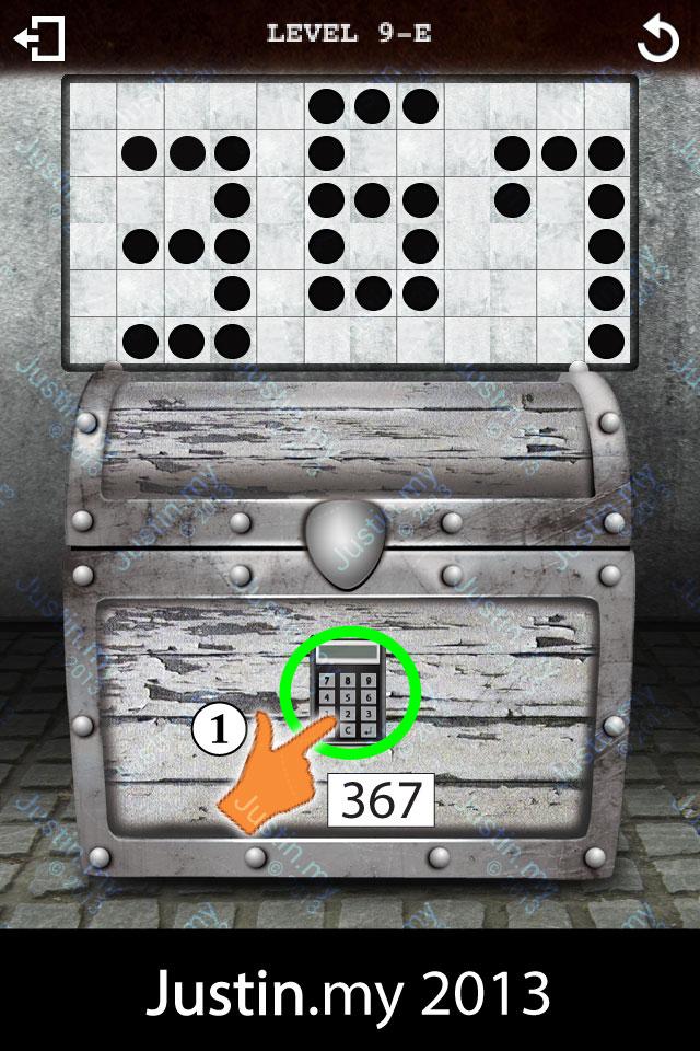 Treasure Box Level 9-E