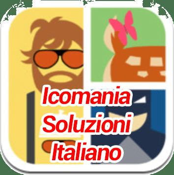 icomania soluzioni italiano