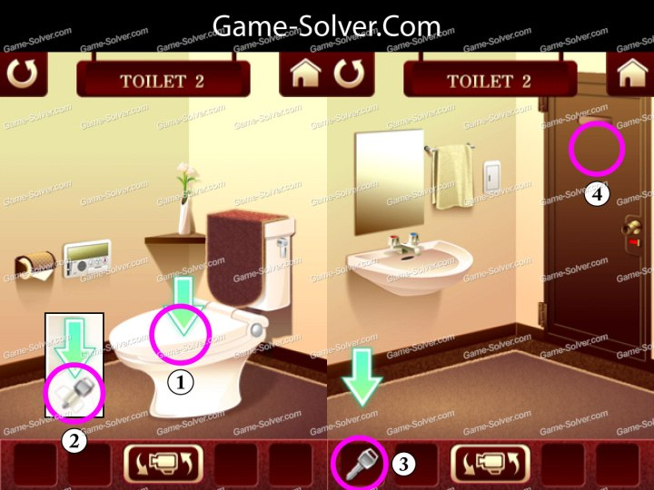 100 Toilets Level 2