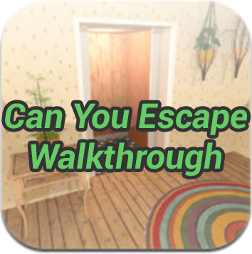 Can You Escape Walkthrough