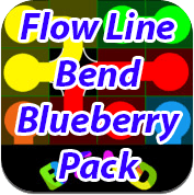 2 Flow Line Blueberry Pack