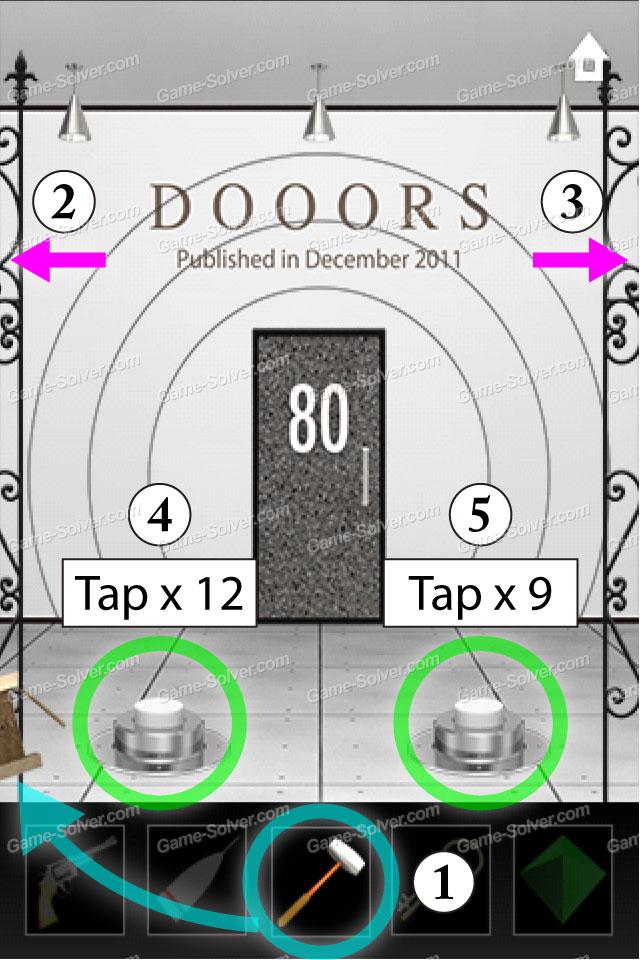 Dooors Level 80