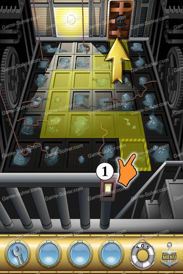 Escape The Titanic Level 5