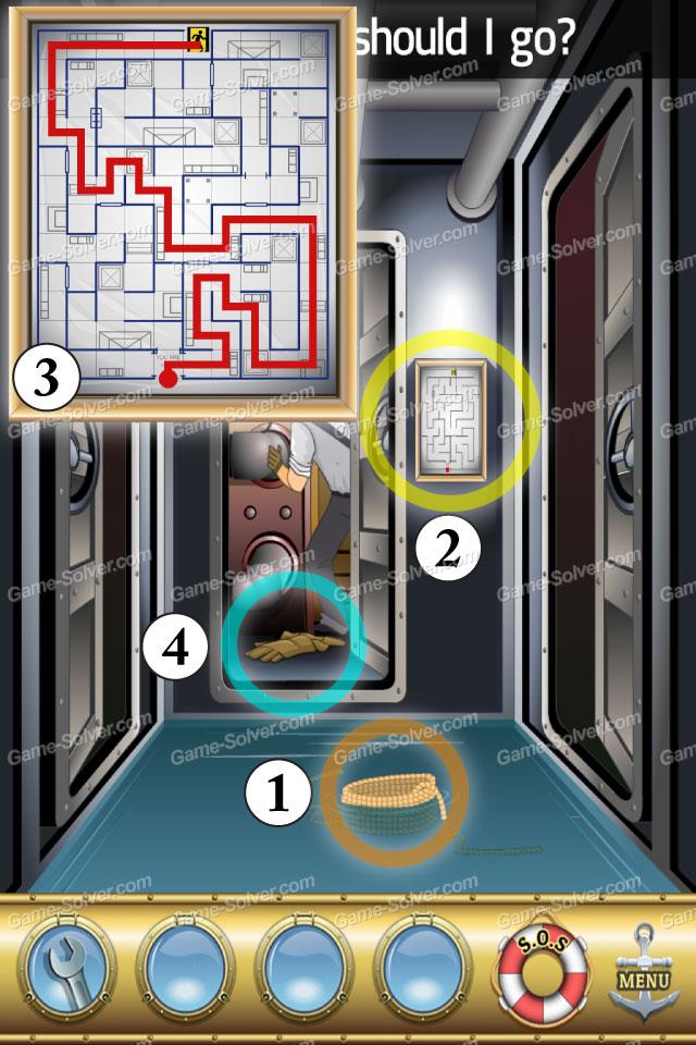 Escape The Titanic Level 8