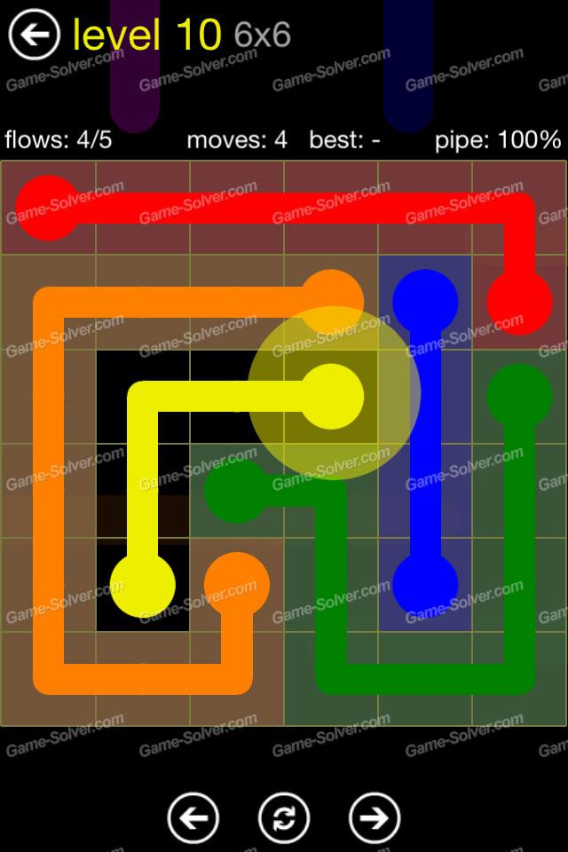 Flow Regular Pack 6x6 Level 10