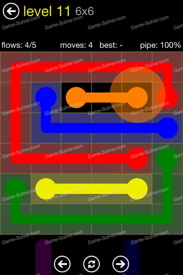 Flow Regular Pack 6x6 Level 11