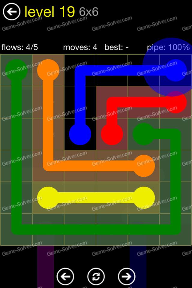 Flow Regular Pack 6x6 Level 19