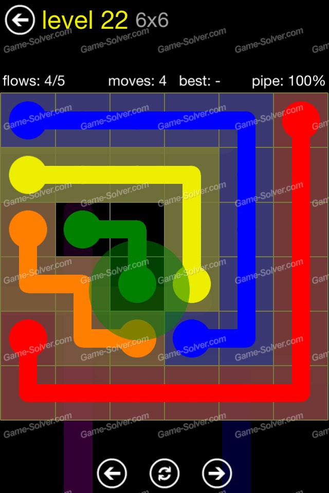 Flow Regular Pack 6x6 Level 22