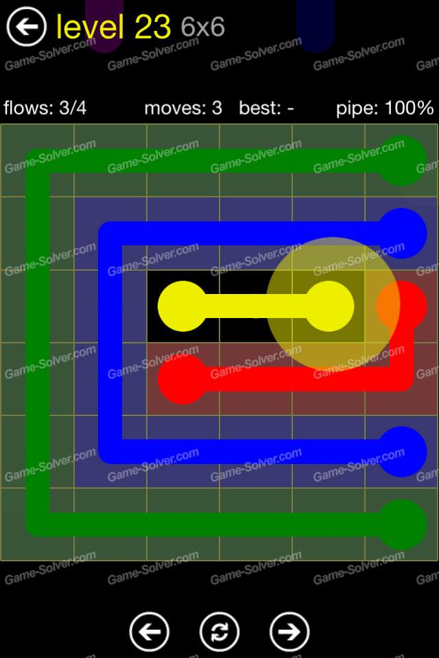 Flow Regular Pack 6x6 Level 23