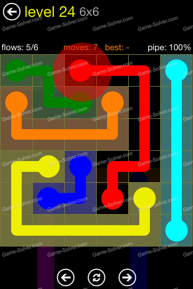 Flow Regular Pack 6x6 Level 24