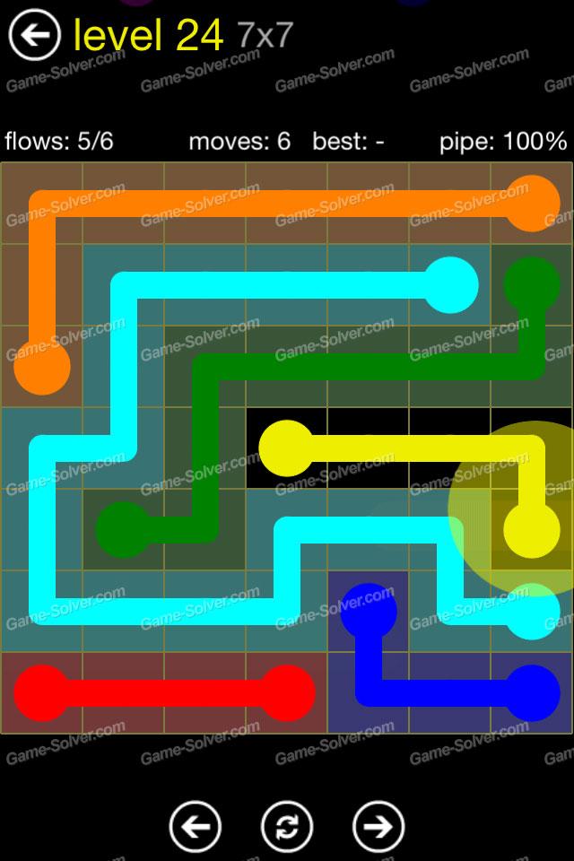Flow Regular Pack 7x7 Level 24