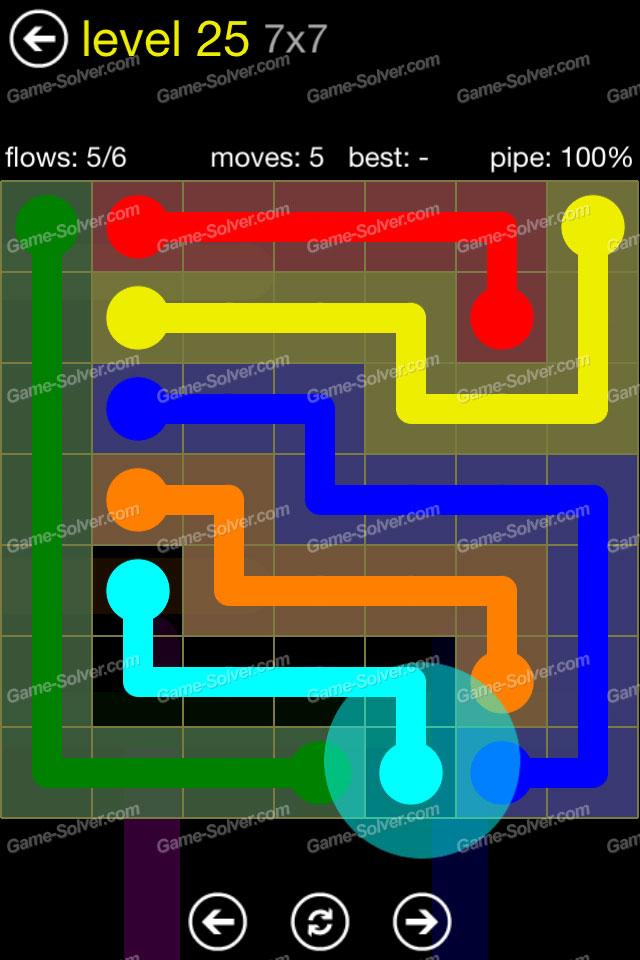 Flow Regular Pack 7x7 Level 25