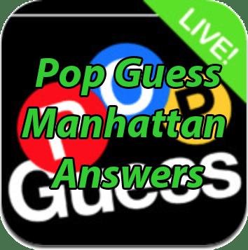 Pop Guess Manhattan