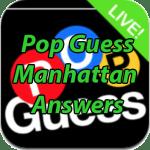 Pop Guess Manhattan Answers