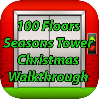 100 Floors Seasons Tower Christmas Level 7 Game Solver