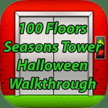 100 Floors Seasons Tower Halloween