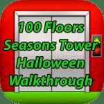 100 Floors Seasons Tower Halloween Walkthrough