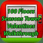 100 Floors Seasons Tower Valentines Walkthrough