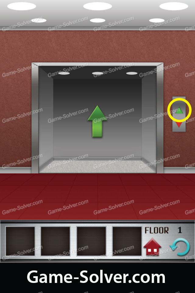 100 Floors Walkthrough September 2013 Game Solver