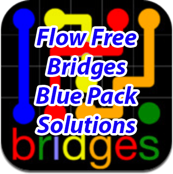 6 Flow Bridges Blue Pack