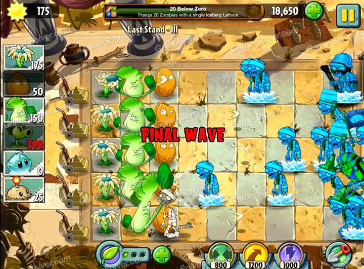 Plants vs Zombies 2 Cheats 1