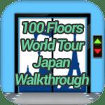 100 Floors World Tour Japan Pack Walkthrough