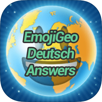 EmojiGeo Deutsch Answers