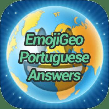 EmojiGeo Portuguese Answers