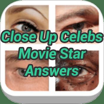 Close Up Celebs Movie Star Answers