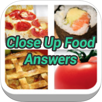 Close Up Food Answers