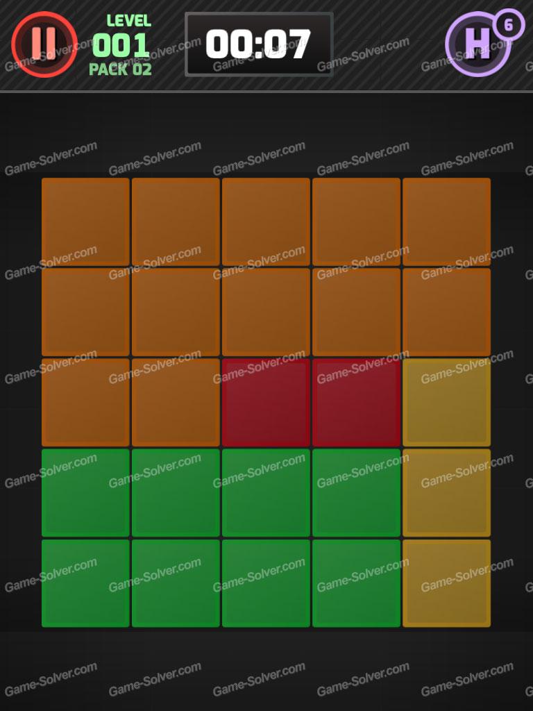 Color Flow Pack 2 Level 1