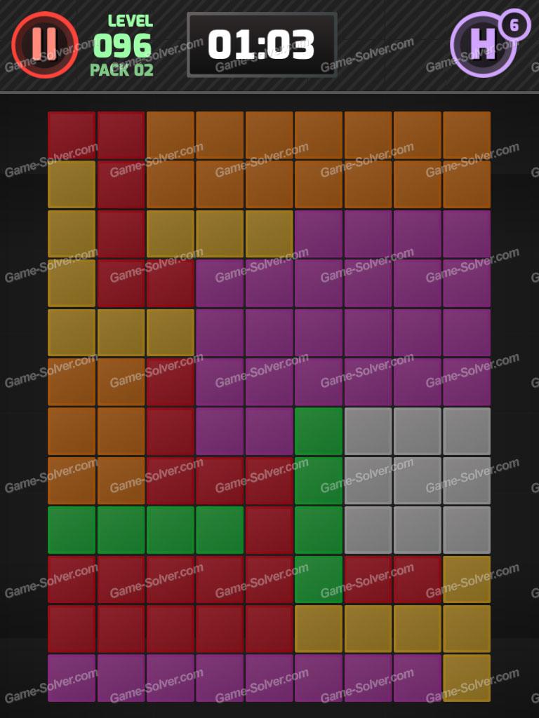 Color Flow Pack 2 Level 96