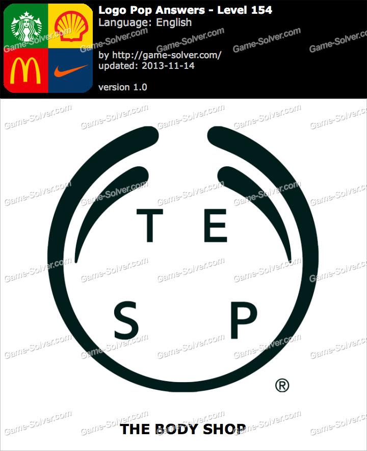 Logo Pop Level 154