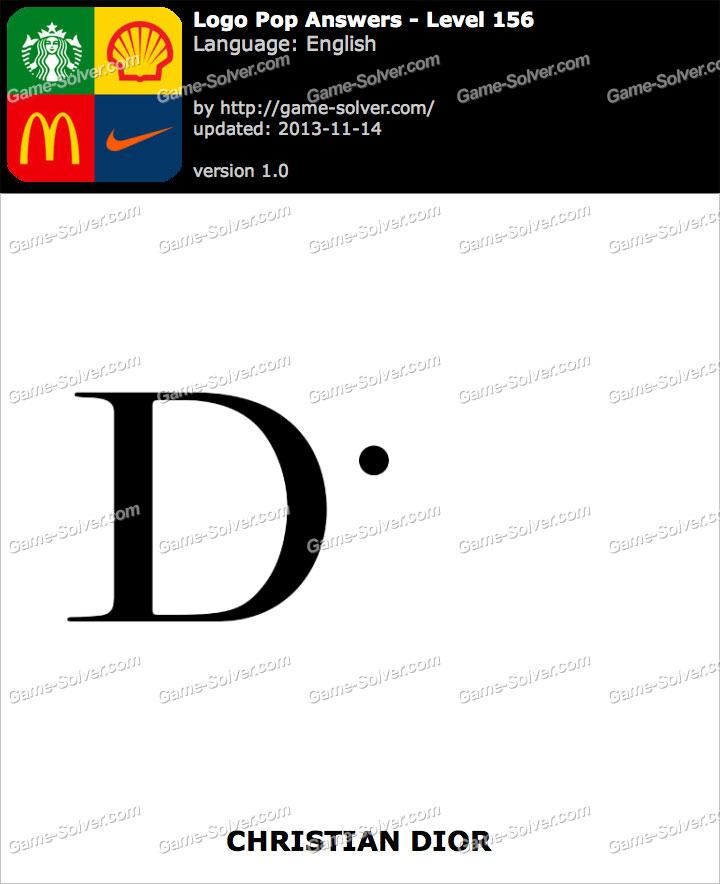 Logo Pop Level 156