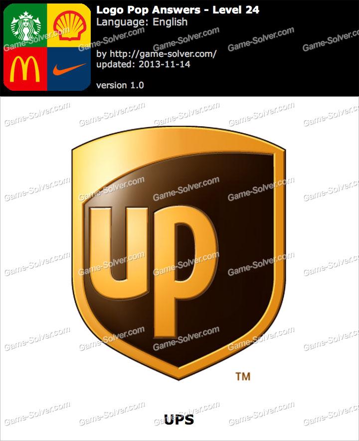 Logo Pop Level 24