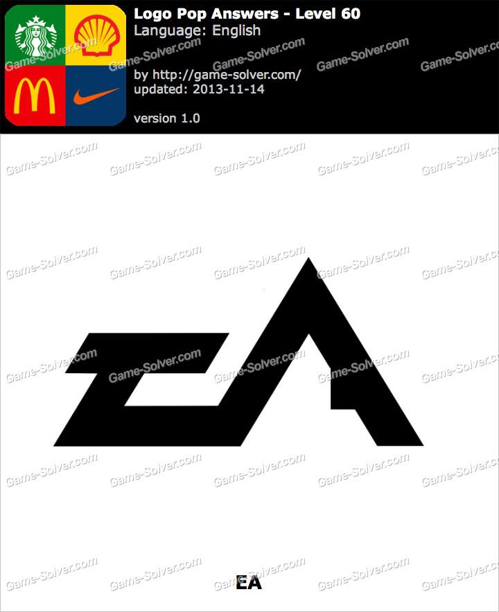 Logo Pop Level 60