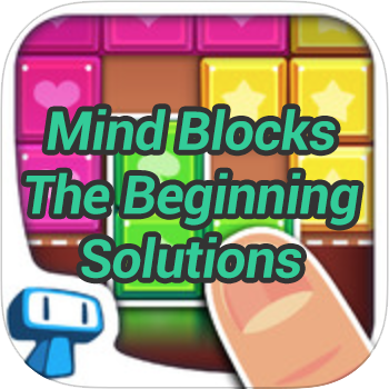 Mind Blocks The Beginning Pack Solutions