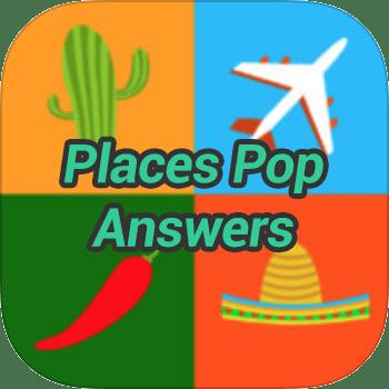 Places Pop Answers