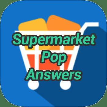 Supermarket Pop Answers