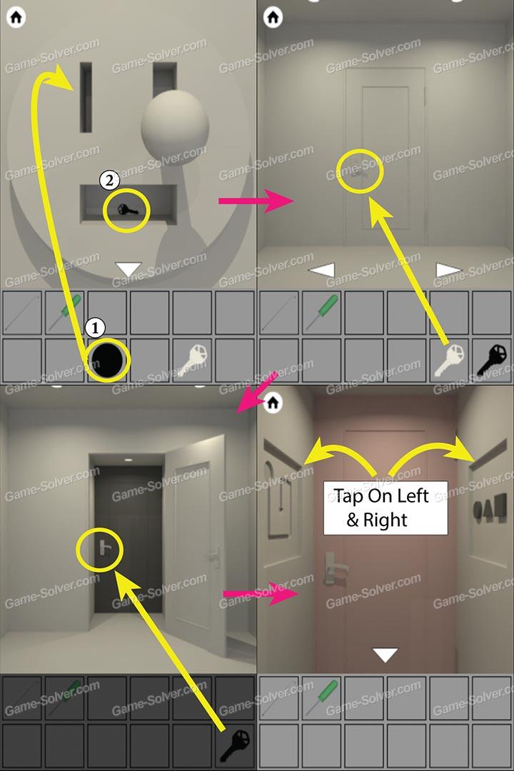 White Room 7 Walkthrough