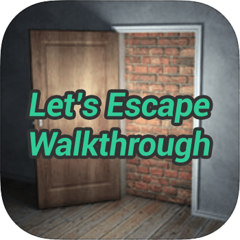 Lets Escape Walkthrough